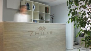 HOTEL 7 HILLS – BED & BIKE – Podgorica