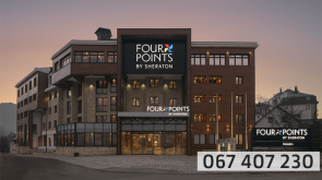 HOTEL FOUR POINTS BY SHERATON KOLAŠIN